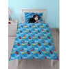DC Super Hero Girls Single Reversible Duvet Cover Set