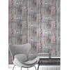 Fine Decor Love Your Home Wallpaper - FD41718 Red