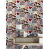 Fine Decor Festival Collage Wallpaper - FD41916