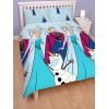Disney Frozen Lights Double Duvet Cover Bedding Set