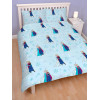 Disney Frozen Lights Reversible Double Duvet Cover Bed Set