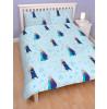 Disney Frozen Lights Reversible Double Duvet Cover Bed Set
