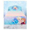 Disney Frozen Toddler Bed with Deluxe Foam Mattress Furniture