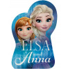 Disney Frozen Shaped Beach Towel