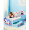 Frozen 2 Toddler Bed Bedroom with Storage and Sprung Mattress