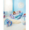 Frozen Toddler Bed with Mattress with Storage