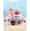 Disney Frozen 2 Toddler Bed Plus Deluxe Foam Mattress