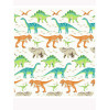 Dinosaur World Lined Curtains 167cm x 183cm