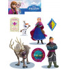 Disney Frozen Wall Stickers - 14 Pieces