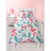 Disney Princess Ariel Little Mermaid Single Duvet Cover Bedding Set
