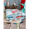 Ariel Disney Princess Oceanic Fleece Blanket