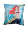 Disney Princess Ariel Little Mermaid £50 Bedroom Makeover Kit Cushion Front
