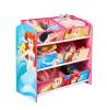 Disney Princess 6 Bin Storage Unit