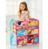 Unidad de almacenamiento de cajones Disney Princess 6