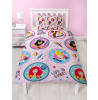 Disney Princess Fearless Single Duvet Cover and Pillowcase Set