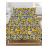 Despicable Me Minions Double Duvet Cover and Pillowcase Set