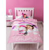 Despicable Me Daydream Fluffy Unicorn Single Reversible Duvet Cover Set