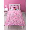 Despicable Me Daydream Fluffy Unicorn Single Panel Bedding Set
