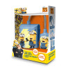3 in 1 Despicable Me Minions Clip-On Bed Light
