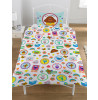 Hey Duggee Hello Squirrels Single Reversible Duvet Cover Set