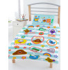 Hey Duggee Woof Junior Toddler Duvet Cover Bedding Set