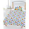 Hey Duggee Woof 4 in 1 Reversible Junior Bed Set (Duvet, Pillow and Covers)