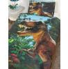 Jurassic T-Rex Dinosaur Single Duvet Cover Set