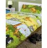 Jungle Animals 4 in 1 Junior Bedding Bundle Duvet Cover