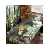T-Rex Dinosaur Single Duvet Cover Bedding Set