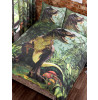 T-Rex Dinosaur Double Duvet Cover and Pillowcase Set