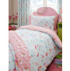 4 in 1 Magical Unicorn Junior Bed Set Includes Duvet, Pillow and Covers