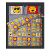 Emoji Expressions Double Duvet Cover Bedding Set