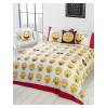 Emoji Icons Single Duvet Cover Bedding Set