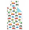 Trucks and Transport Single Duvet Cover Bed Set