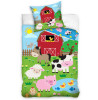 Farm Animals Single Duvet Cover Set - European Size