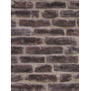 Dark Red Rustic Brick Wallpaper - J34408