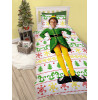 Buddy The Elf Single Duvet Cover Bedding Set