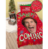Buddy The Elf Santa Single Duvet Cover Set