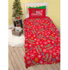 Buddy The Elf Santa Single Reversible Duvet Cover Set