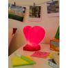 Emoji Sweet Heart illumi-mate Colore che cambia luce
