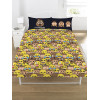 Emoji Mr Poo Reversible Double Duvet Cover and Pillowcase Set