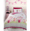 Fairy Castle Double Duvet Cover and Pillowcase Set