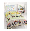 Apple Tree Farm 4 in 1 Junior Bedding Bundle Set - Duvet, Pillow, Duvet Cover, Pillowcase
