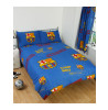 FC Barcelona Patch Double Duvet Cover and Pillowcase Set