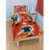 Fireman Sam 'Alarm' Single Reversible Duvet Cover & Pillowcase Set