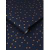 Confetti Wallpaper Graham & Brown Navy / Copper 108561
