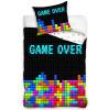Game Over Single Cotton Duvet Cover Set - European Size