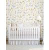 GranDeco Little Ones Eco Alphabet Wallpaper Yellow LO2302