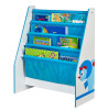 Dinosaurs Wood Frame Sling Bookcase