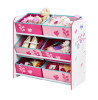 Flowers and Birds Bedroom Furniture Storage Set Storage Unit